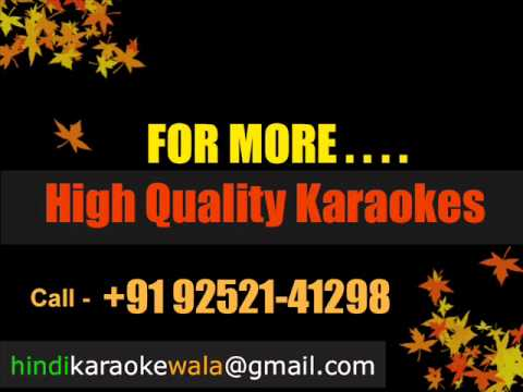 Humnava   Hamari Adhuri Kahani karaoke