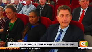 Police launch child protection unit