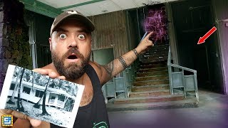Help Me Search! Exploring Abandoned Buildings Looking for Missing Clues Jingerrific!