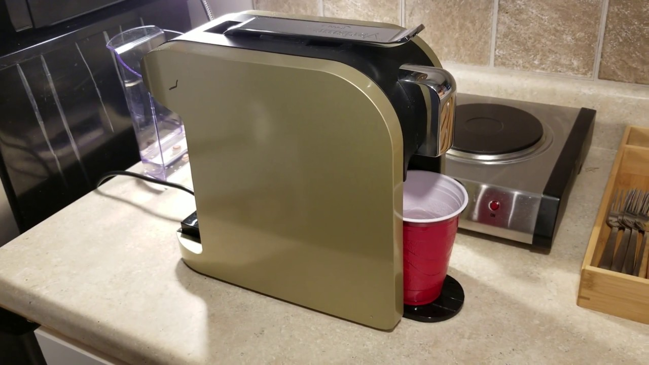 Starbucks Verismo K Fee Fix For Pump Running But No Water Youtube
