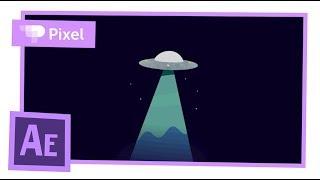 Уроки по анимации в After Effects | НЛО