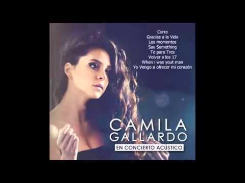 Camila Gallardo  -  Los Momentos