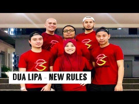 TeacheRobik - New Rules By Dua Lipa