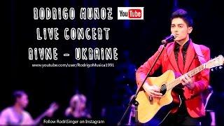 RODRIGO MUÑOZ - RIVNE (UKRAINE) MUSIC FOR PEACE