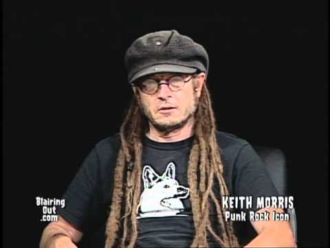 Keith Morris talks with Eric Blair about his exit from The Circle Jerks to form OFF!  (part 1