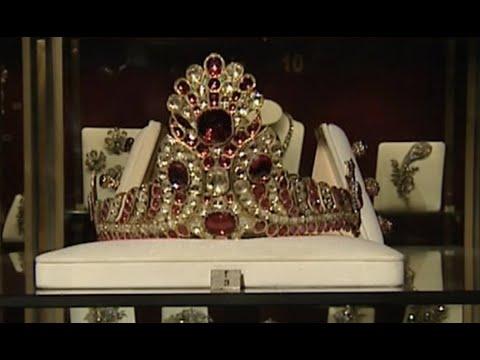 Сокровищница, которая богаче Алмазного Фонда и Хранилища английской королевы