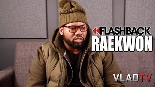 Raekwon Opens Up About Wu-Tang Drama (Flashback)