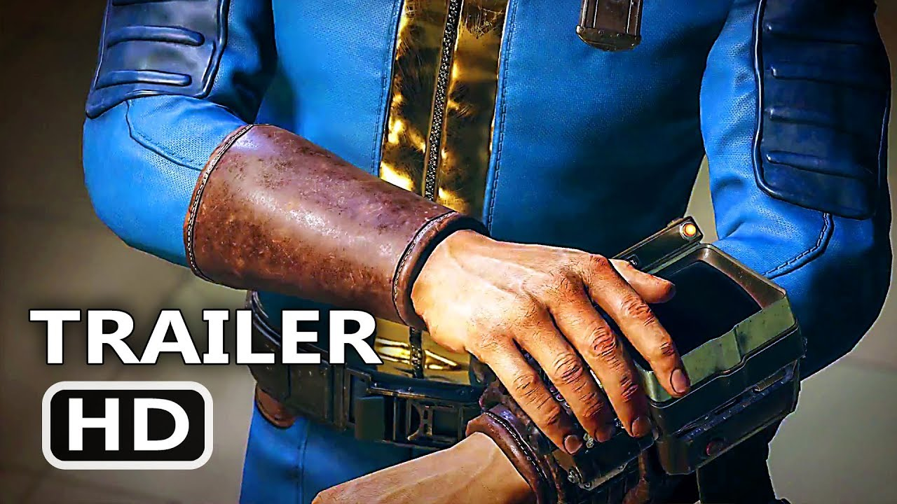 FALLOUT 76 Official Trailer TEASE (2018) Game HD