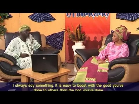 Oyinmomo - Interview with Tope Alabi (Throwback)