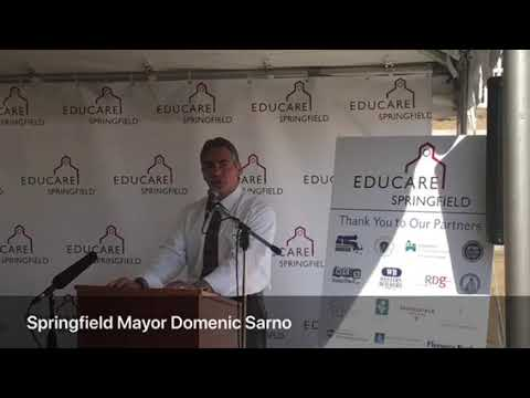 Springfield Mayor Domenic Sarno poised for another run in 2019