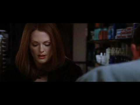 Magnolia, Julianne Moore, pharmacy scene.