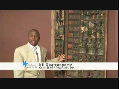 In The Frame: 125 Years: Olowe of Ise Palace Doors