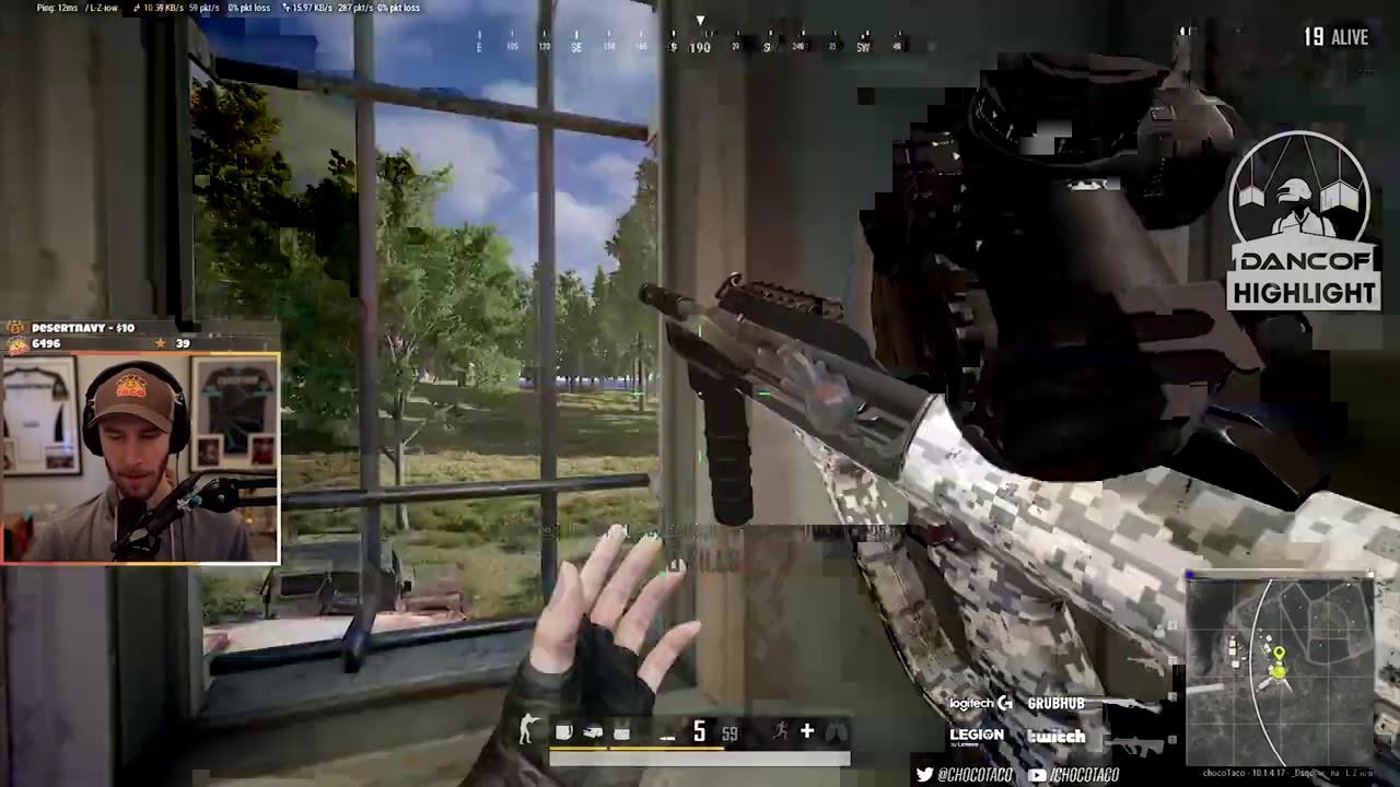 BEST Sniper Mosin + AUG ☠️ ChocoTaco 17 kills win SOLO FPP   PUBG HIGHLIGHTS TOP 1 #313