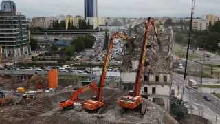 Wyburzanie budynku IPN w Warszawie - podsumowanie