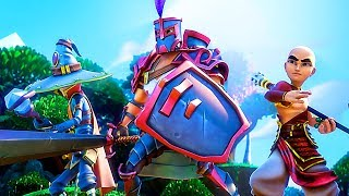 DUNGEON DEFENDERS 2: Protean Shift Trailer (2018) PS4 / Xbox One / PC