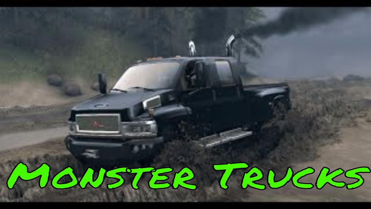 Monster Truck Stream