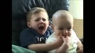 Funny baby's
