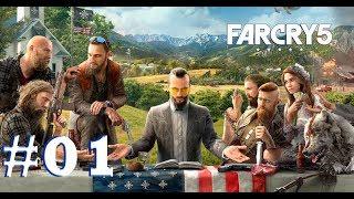 Прохождение Far Cry 5 ► PS4 ► Часть #01