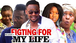 FIGHTING FOR MY LIFE 1 (ZUBBY MICHEAL) - LATEST NIGERIAN NOLLYWOOD MOVIES