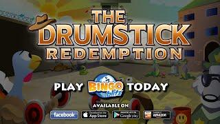 Bingo Blitz - The Drumstick Redemption Trailer