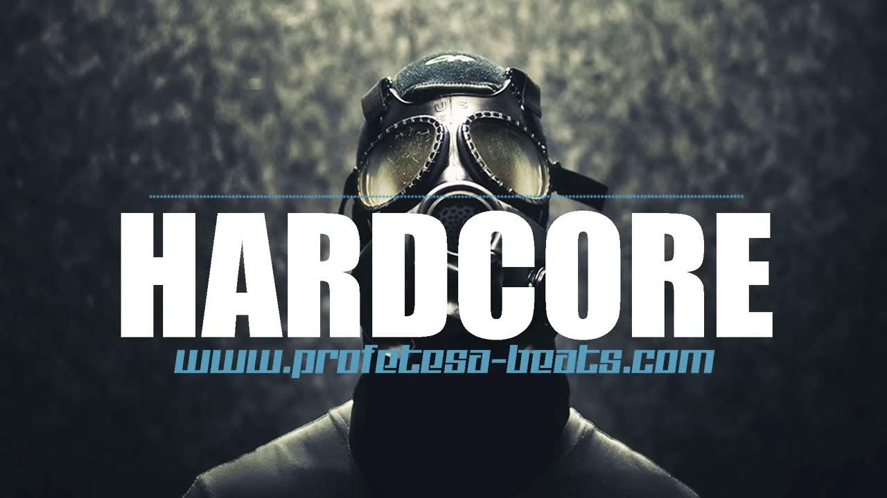 Hardcore rap instrumental