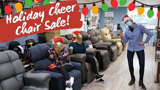 Holiday Cheer Chair Sale 2020! 🎁