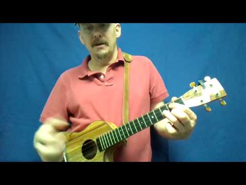 MUJ: Where Everybody Knows Your Name - theme from Cheers (ukulele tutorial)