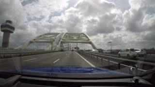 Audi RS6 Roadtrip Easter 2017 Day 5 'Beach Holland And Journey To Brussels Belgium' 4K