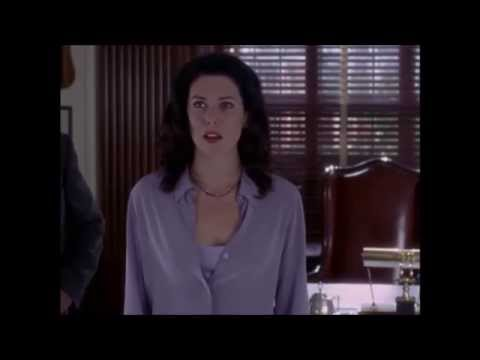 Lorelai Gilmore's conversation with Headmaster Charleston