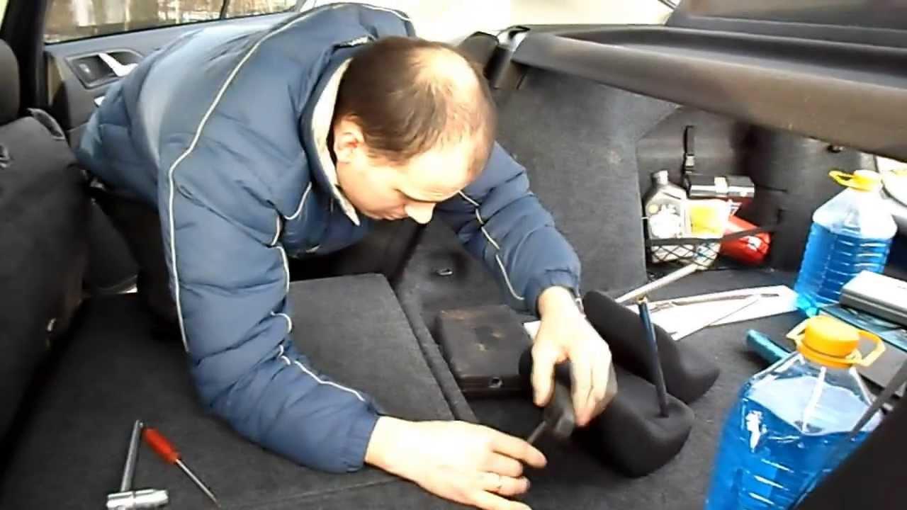 чехлы на сидения skoda octavia с установкой