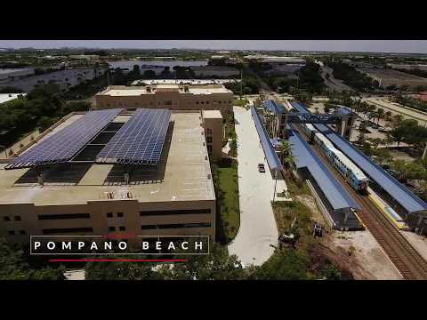 South Florida Railroad Transit Authority (SFRTA.gov) Roofing and  Solar Installation