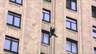 """EPN.TV - Репортаж о фильме """"Hardcore"""" (хардкор)"""