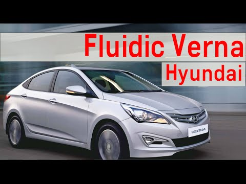 Hyundai Fluidic Verna Price In India Review Test Drive