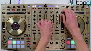 scratch Performance on the Pioneer DDJ-SX2-N GOLD Ltd Edition  Bop DJ