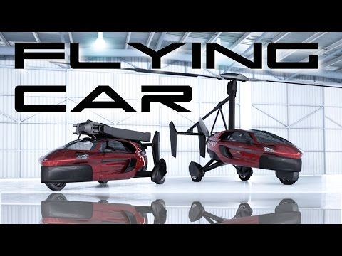 PAL V Liberty Flying Car - Behold The Future