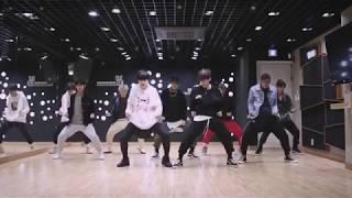 Video [mirrored & 50% slowed] STRAY KIDS - HELLEVATOR Dance Practice download MP3, 3GP, MP4, WEBM, AVI, FLV Juli 2018