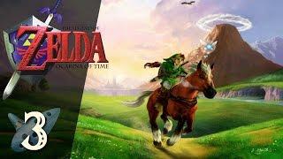 Zelda : Ocarina of Time #3 FR - Temple du feu, de l'eau et de l'ombre