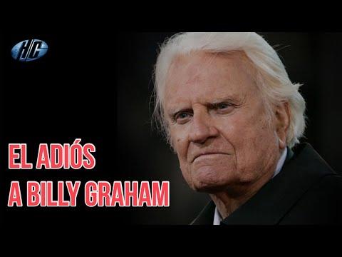 FALLECE BILLY GRAHAM 'EL EVANGELISTA'