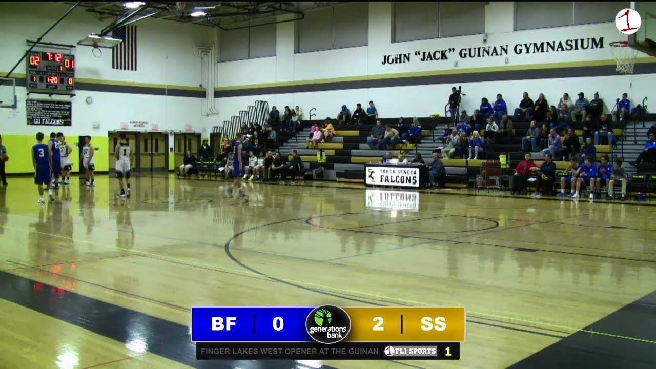 WEBCAST REPLAY: Bloomfield battles South Seneca in FL West shootout on FL1 Sports