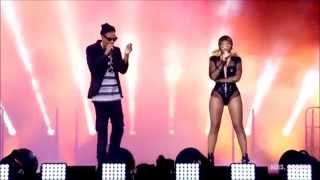 Beyoncé FT Jay Z - Upgrade (ON THE RUN TOUR)