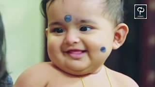 Uppum Mulakum Baby I Flowers I Latest  Cute Baby Whatsapp status| Baby whatsapp status |
