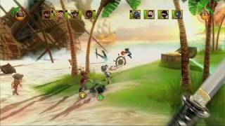 Pirates vs. Ninjas Dodgeball Xbox Live Trailer - Trailer