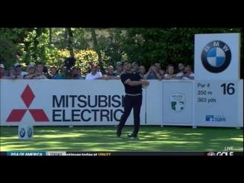 2017 BMW PGA RD2