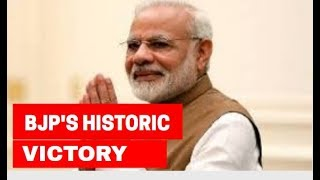 Lok Sabha Elections Result 2019: BJP's historic win: know about the major factors