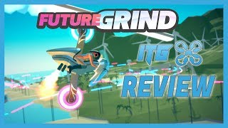 Grinding Your Way Through The Future - FutureGrind Review (Video Game Video Review)