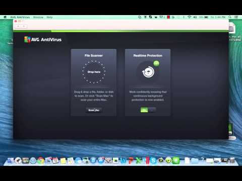 Free AVG Antivirus For Mac Download And Installation