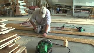 Kiwi Spirit Construction Intro: Lyman-Morse Boatbuilding