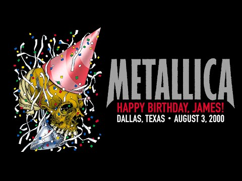 Metallica: Live in Dallas, Texas - August 3, 2000 (Full Concert)