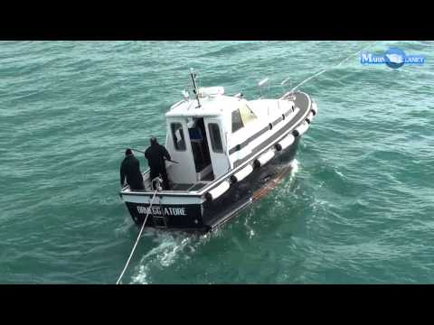 Single Point Mooring SPM Demo Video