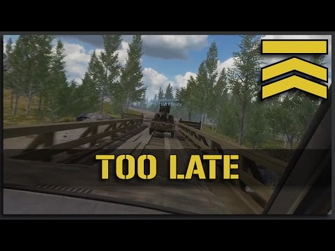Too Late - Squad Ops 1-Life Event (Operation: Fish Hook)